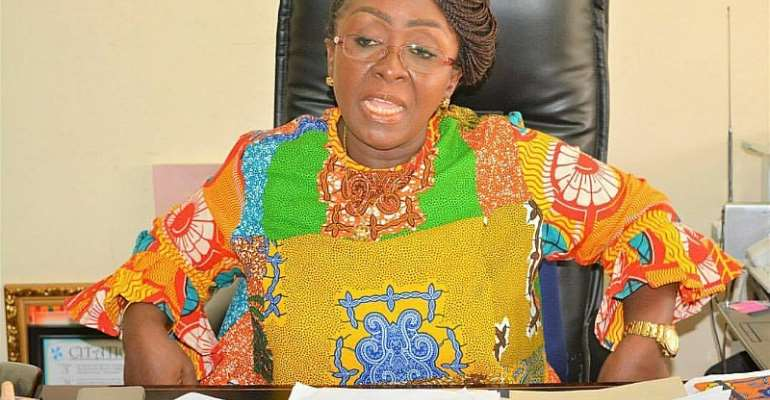 'Akufo-Addo Was Misled On Military Deployment To Volta' – Dzifa Gomashie