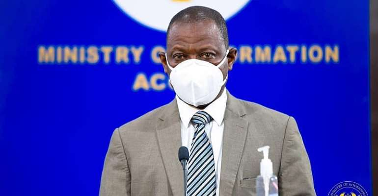 COVID-19 Cases Could Spike As More Ghanaians Fail To Wear Face Masks — GHS