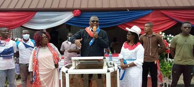 Effiduase-Asokore MP Declares 'Operation 90/90' Campaign In Effiduase-Asokore Constituency