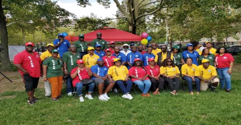 Sekondi-Takoradi Progressive Club Global inaugurated in US