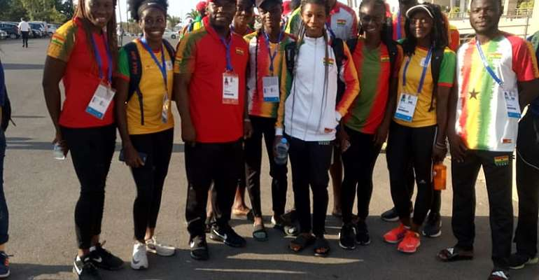 NSA Boss Wishes Athletes Good Luck At AG 2019