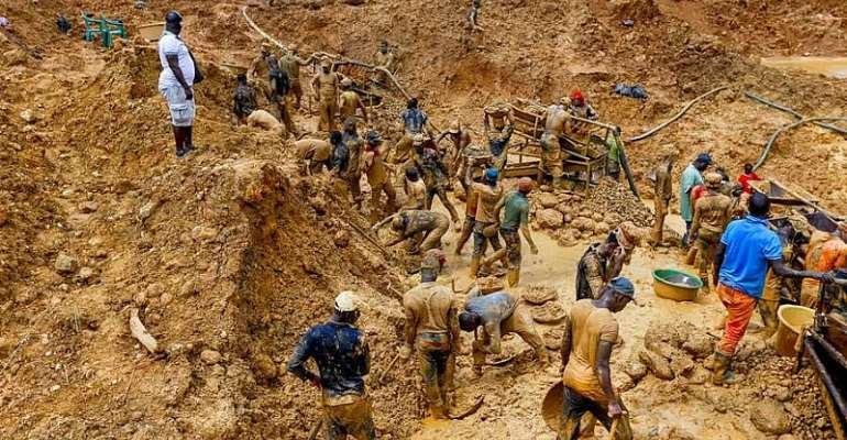 Minerals Commission: Prosecute Promoters Of Hagnela Mining Company And Oheneba Mining Enterprise Immediately