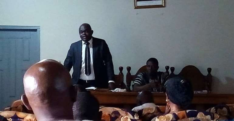 Dormaa East District Assembly Holds 2nd Ordinary Assembly Meeting