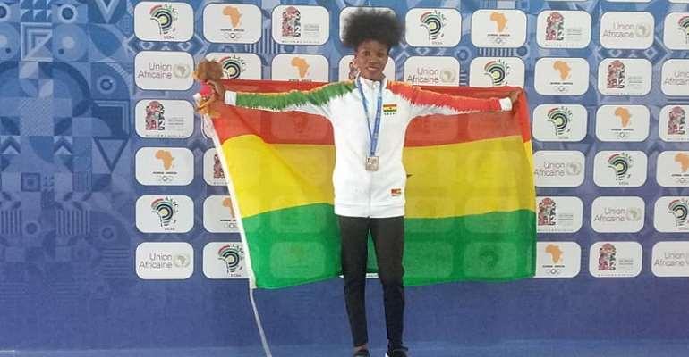 Grace Obour Wins Bronze In 400 Meters Race