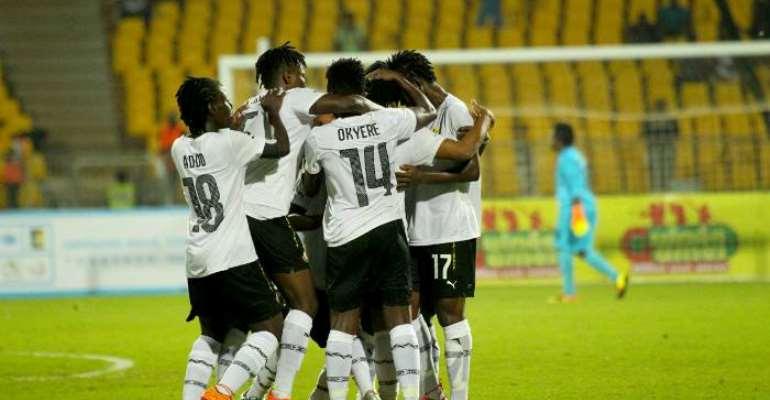TOKYO 2020: Ghana Beats Gabon 3-0 in Olympic Qualifier