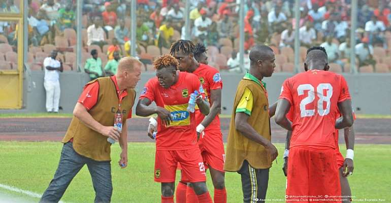 CAF CL: Sticking To Attacking Football Will Guarantee Our Qualification, Says Kotoko Coach