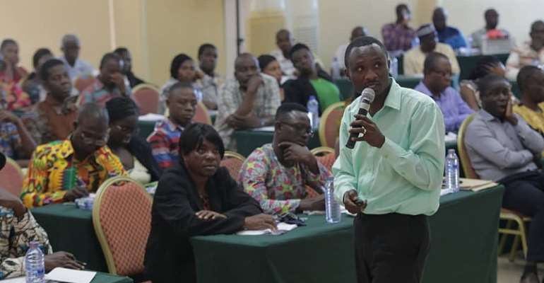 E/R: Zoomlion, Health Ministry Climax Nationwide Mosquito Control Training In Eastern Region