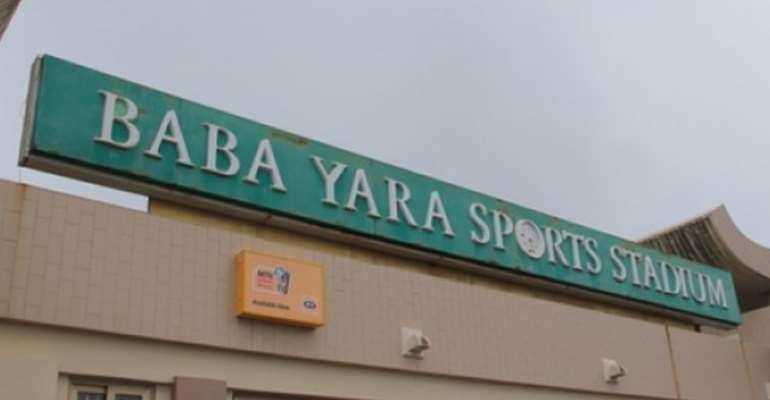 Baba Yara Sports Stadium