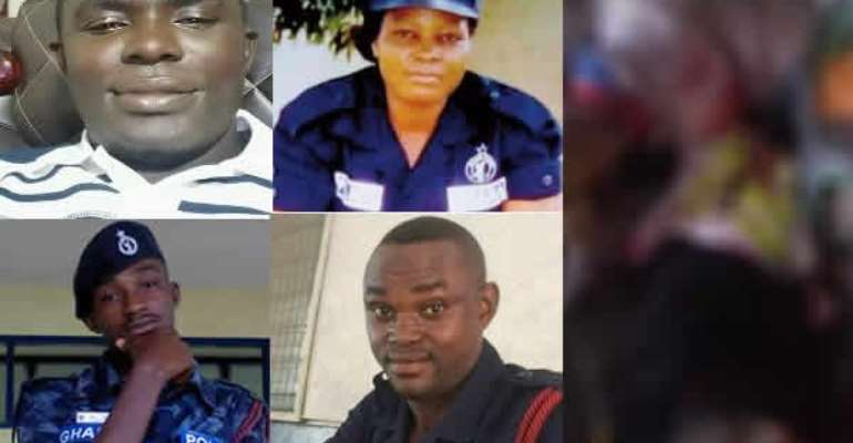 Five Cops Murdered In A Month