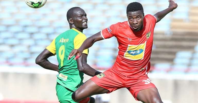 Injured Abdul Ganiu To Be Airlifted To Germany For Surgery – Kotoko PRO