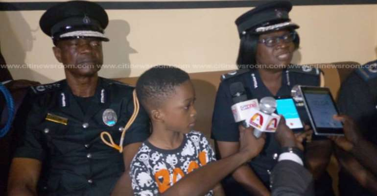 Police Sympathises With Families Of Officers killed At Budumburam