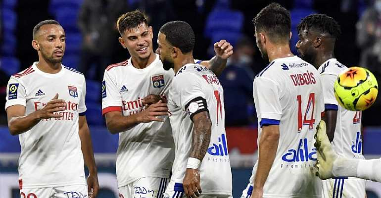 Memphis Depay Hat-Trick Earns Lyon 4-1 Win Against Dijon