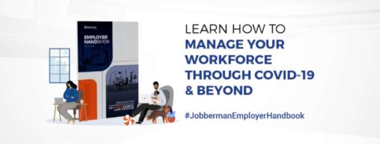 Jobberman Launches FREE Employer Handbook