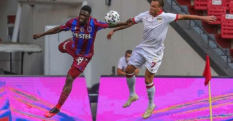Edwin Gyasi's Samsunspor Stun Caleb Ekuban's Trabzonspor In A Preseason Friendly