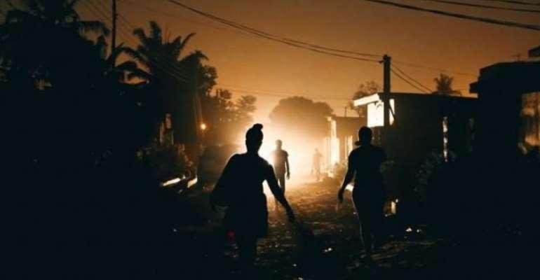 Massive 'Dumsor' Hit  Accra, Ashanti, Volta And Eastern Regions