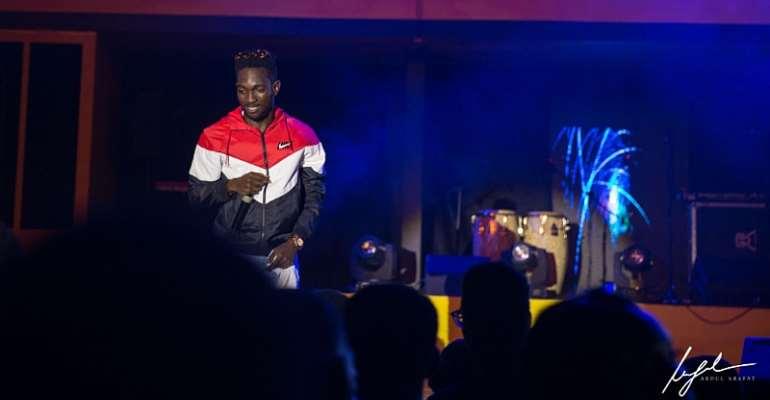 Kofi Mole Featured By Kumasi Uprising Star Tibu As Part Of Mr. Eazi's Empawa 100 Project
