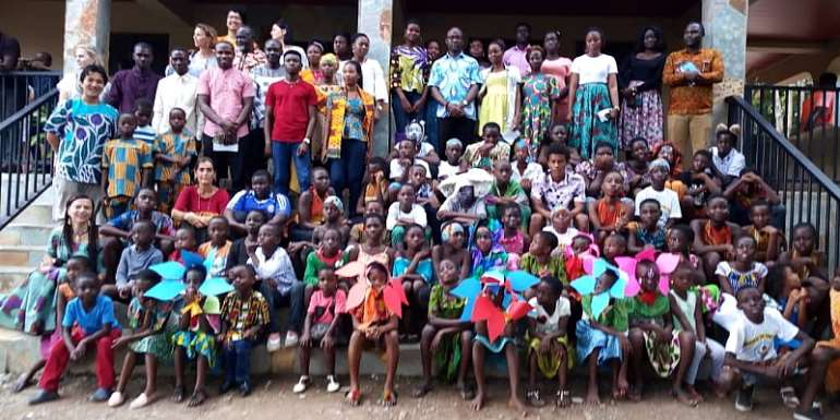 Australian High Commission, Geodrill, Others Support 'Children Of The Light Learning Centre'