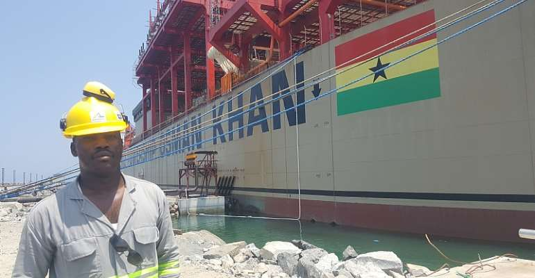 No Incident Recorded In Karpowership Relocation — Amandi