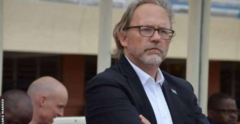 Tom Saintfiet: 'I Won't Beg Players To Play For Gambia'