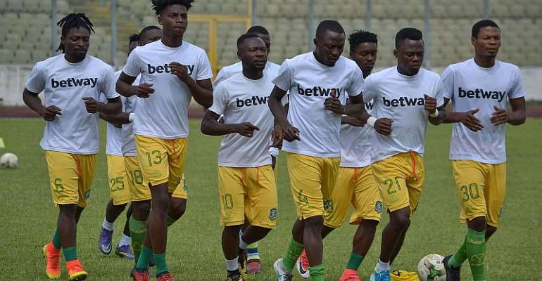 Aduana Stars Players Are Forced To Take Home Pay Cut, Says Club CEO Albert Commey