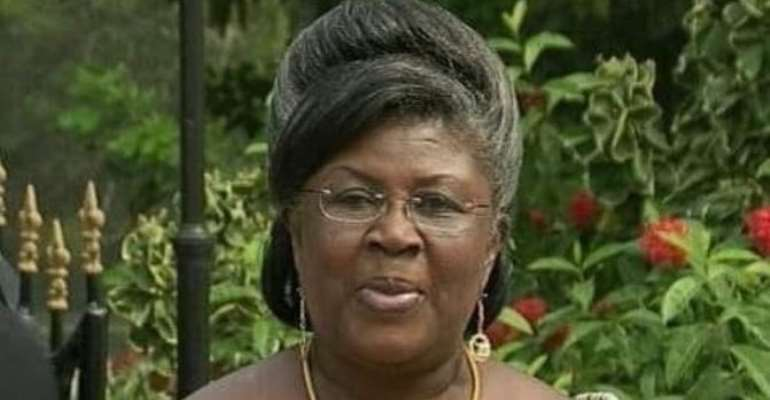 Theresa Kufuor Not Dead – Aide Debunk Rumours