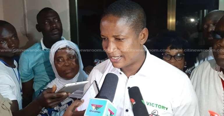 Adentan MP Buaben Asamoa Abandon Constituents – Adamu Ramadan