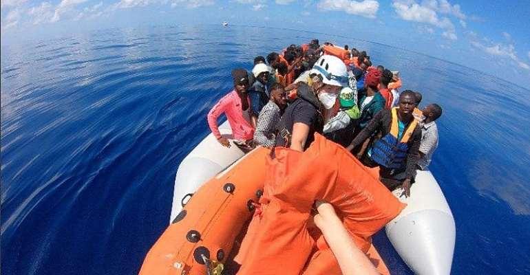 MV Louise Michel/Handout via REUTERS