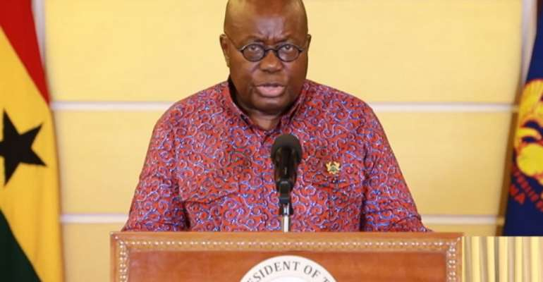 Football Remains Banned As Gov't Takes Measures For Resumption Of Contact Sport – Nana Addo
