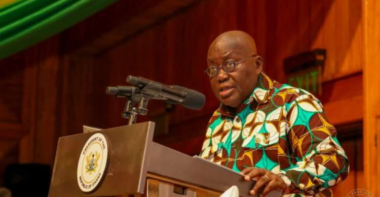 Ghana to reopen global air borders from 1 September, says president