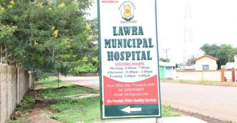 Lawra Municipal hospital