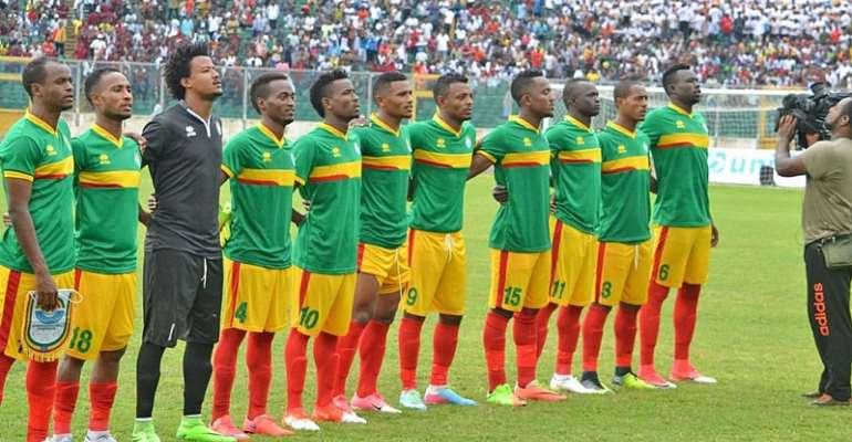 2022 WCQ: Ethiopia announce squad for Ghana clash