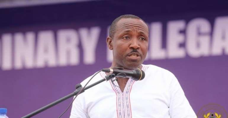 NPP General Secretary John Boadu