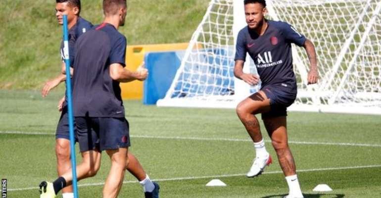 No Agreement Over Neymar Transfer - PSG