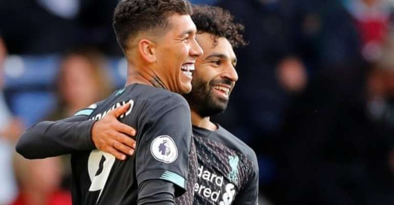 Liverpool Stay Top With Composed Win At Burnley