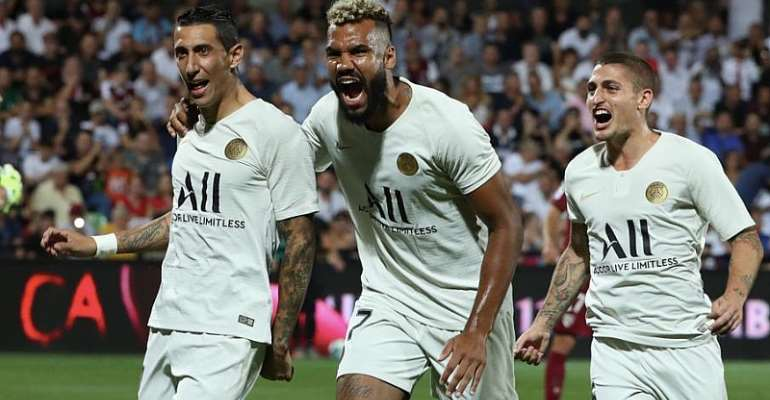 PSG Beat Metz In Latest Ligue 1 Game To Be Halted