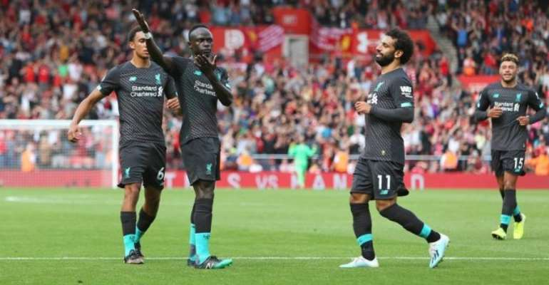 Mane Rages At Liverpool Teammate Salah As Fans Accuse Egyptian Of Selfishness