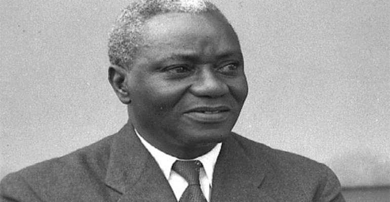Now Name 7 Figures Who Led Danquah in the Campaign for the Establishment of the Cocoa Marketing Board