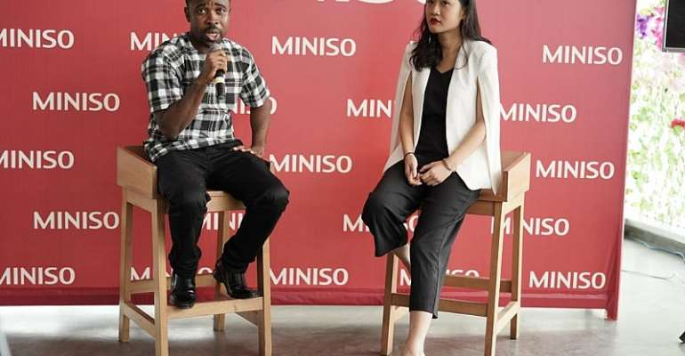 Japanese Merchandise Miniso Set To Commence Business In Ghana