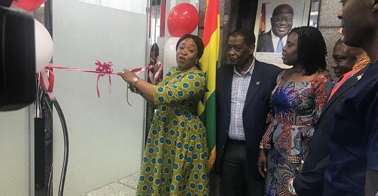 Ghana Opens Passport Office In Japan