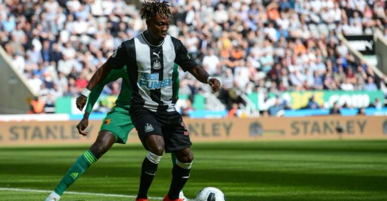 Christian Atsu Disappointed With Newcastle United Results Against Watford