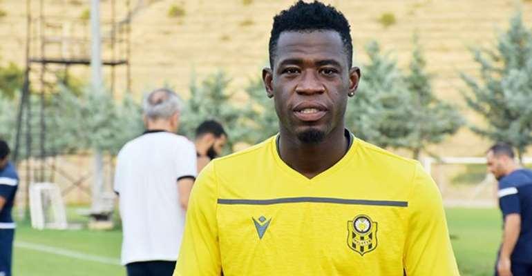Afriyie Acquah Dreaming Of Champions League Football With Yeni Malatyapsor