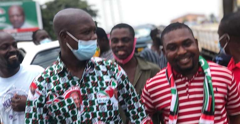 Akatsi South Constituency NDC Inaugurates Campaign Team For 2020 Elections