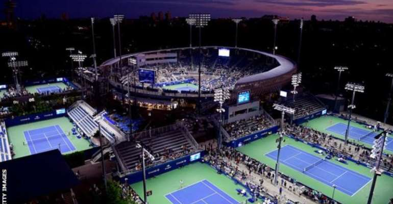 This year's tournament at Flushing Meadows will be held behind closed doors