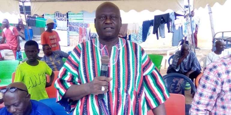 NDC Will Jealously Guard Ejura-Sekyedumase Seat – MP