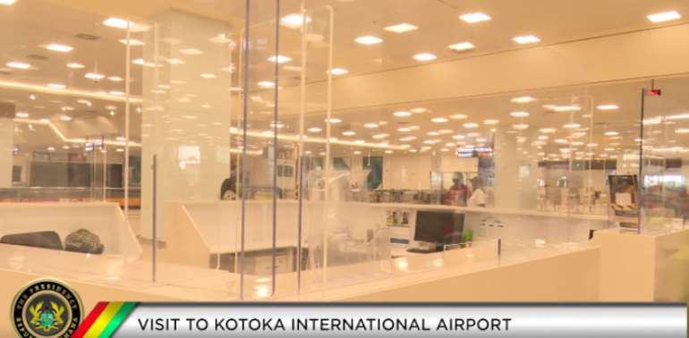 Covid-19: Check KIA's New Installation Ahead Of Tuesday Reopening [VIDEO]
