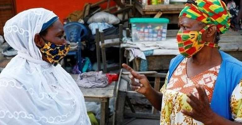 Covid-19: MTN Launches Campaign To Promote Wearing Of Face Masks