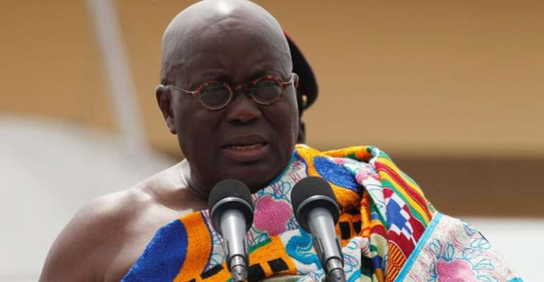 We Did Not Elect President Akufo-Addo To Enable Some In His Inner-Circle To Chop-Ghana-Small