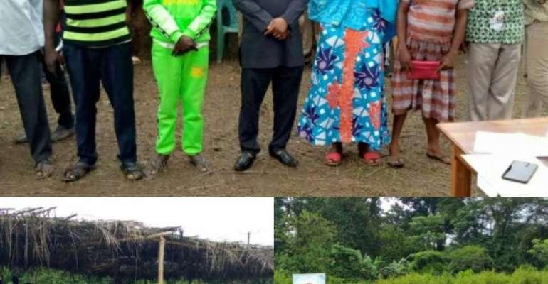Titiaka Community Beg For Teacher's Bungalow