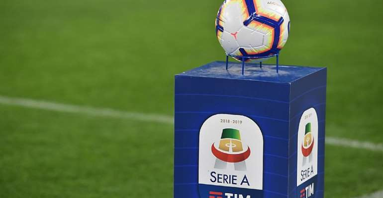 Serie A To Starts On September 19