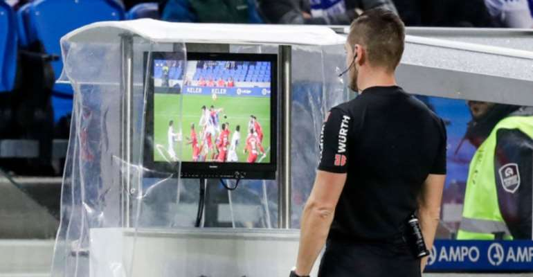 GFA To Introduce VAR At League Centres Soon - Referees Manager Alex Quartey Hints
